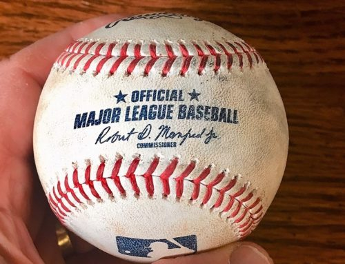 A Foul Ball in the Hand is Worth Two that were Bungled