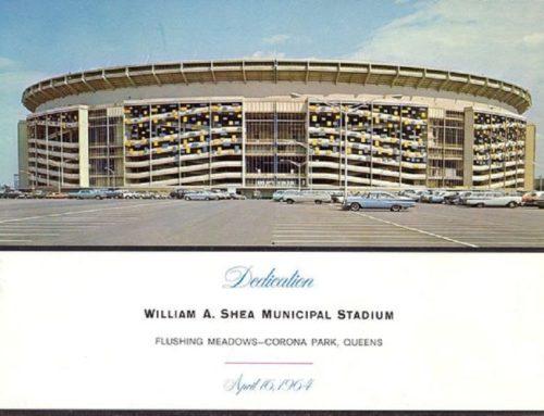 Shea Stadium, Flushing, New York 11368