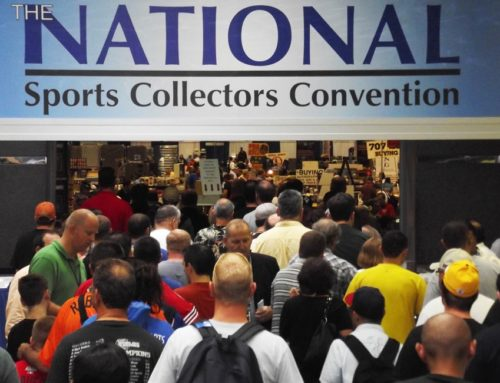 The 2018 National Sports Collectors Convention–Small Photo Gallery