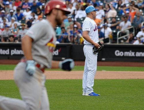 Second Rate Mets Management deserving of a Second Rate Bullpen