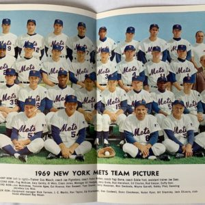 New York Mets WS Progam