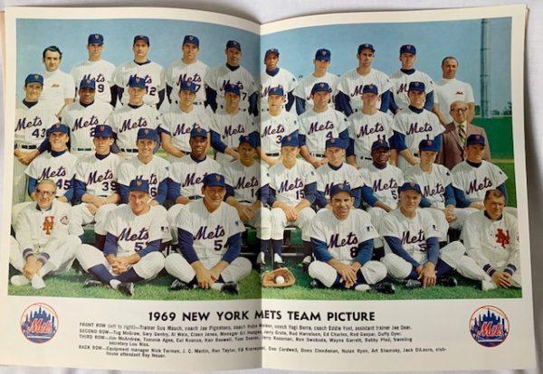 New York Mets WS Progam