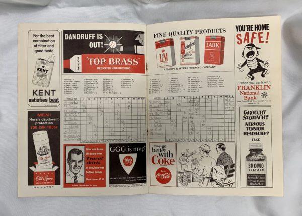 Mets Scorecards