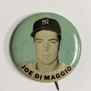 Joe DiMaggio Pin